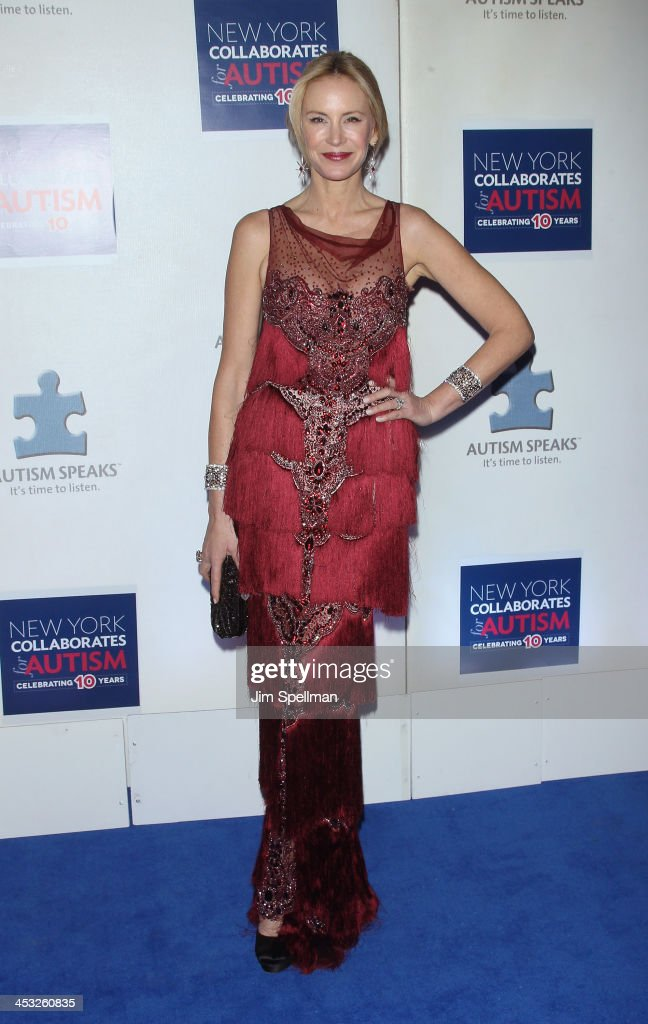 Dee Ocleppo attends the 2013 Winter Ball For Autism the at Metropolitan Museum of Art on December 2, 2013 in New York City.