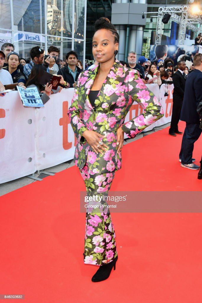 Dee Rees attends the 'Mudbound' premiere during the 2017 Toronto International Film Festival at Roy Thomson Hall on September 12, 2017 in Toronto, Canada.