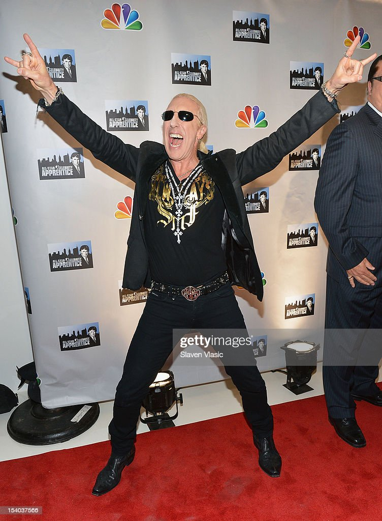 <a gi-track='captionPersonalityLinkClicked' href=/galleries/search?phrase=Dee+Snider&family=editorial&specificpeople=239139 ng-click='$event.stopPropagation()'>Dee Snider</a> attends the 'Celebrity Apprentice All Stars' Season 13 Press Conference at Jack Studios on October 12, 2012 in New York City.