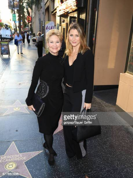 Dee Wallace and Gabrielle Stone are seen on May 02 2017 in Los Angeles California