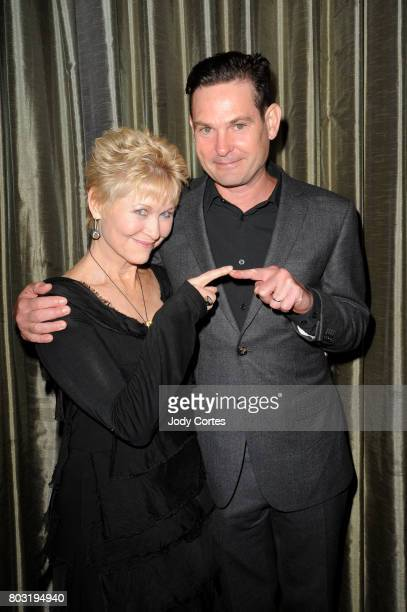 Dee Wallace and Henry Thomas attend the 43rd Annual Saturn Awards at The Castaway on June 28 2017 in Burbank California