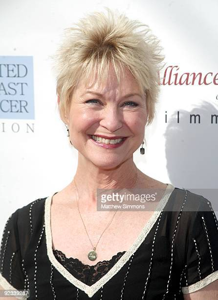 Dee Wallace attends the Hollywood Hair and Makeup Artists Give Back event to benefit the United Breast Cancer Foundation at The Mother Ship Salon on...
