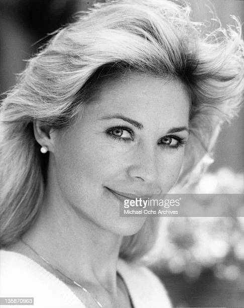 Dee Wallace Stone in a publicity portrait from the television series 'Together We Stand' 1986