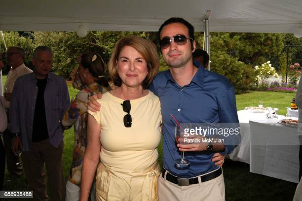 Deena Aboodi and Michael Aboodi attend PULSE OF THE CITY GALA Comes To The Hamptons Hosted by the CARDIOVASCULAR RESEARCH FOUNDATION at Private...