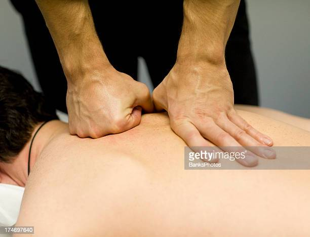 Deep Back Massage