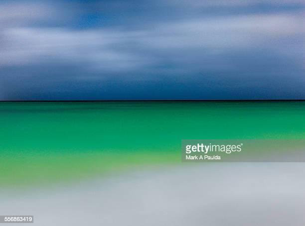 Deep color ocean