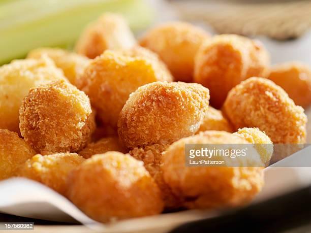 Deep Fried Cheese Balls