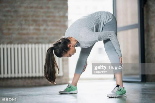Deep Hamstring Stretch