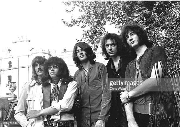 Deep Purple 1970 Jon Lord Ian Paice Ian Gillan Ritchie Blackmore Roger Glover