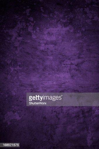 Deep Purple Abstract Pattern