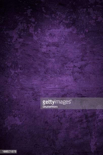 Motif abstrait Violet profond
