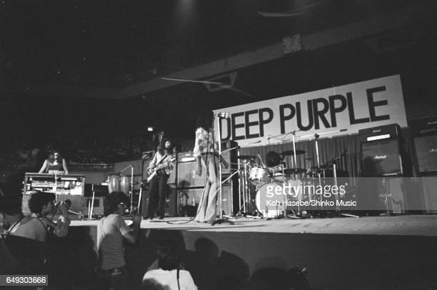 Deep Purple at Nippon Budokan August 17th 1972