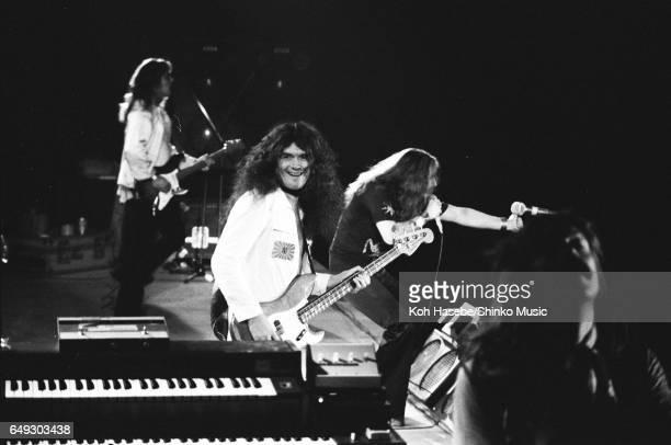 Deep Purple at Nippon Budokan December 15th 1975