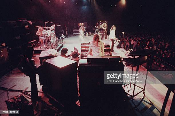 Deep Purple at Nippon Budokan Tokyo December 1975