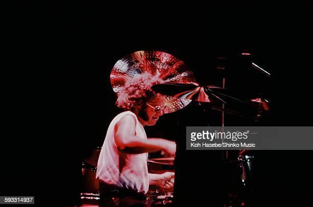 Deep Purple Ian Paice live at Nippon Budokan Tokyo May 1985