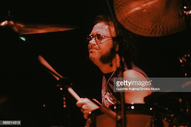 Deep Purple Ian Paice live in Australia unknown November 1984