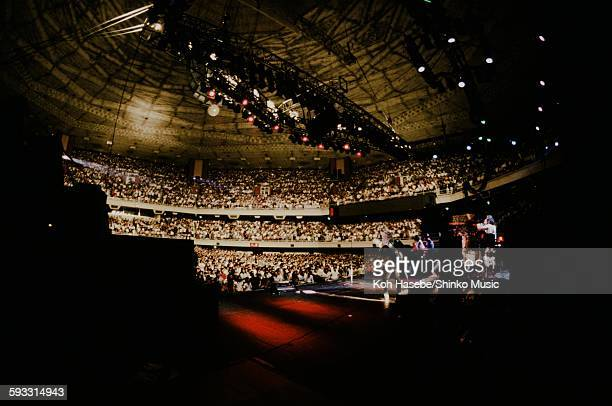 Deep Purple live at Nippon Budokan with audience Tokyo May 1985