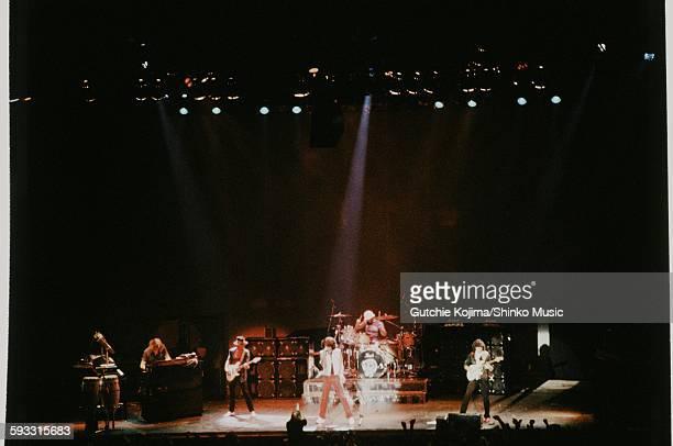 Deep Purple live in Australia unknown November 1984