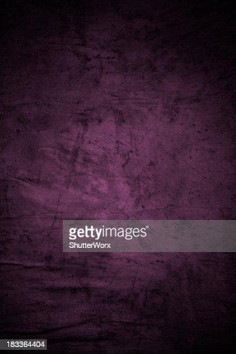 Deep Purple Textured Background
