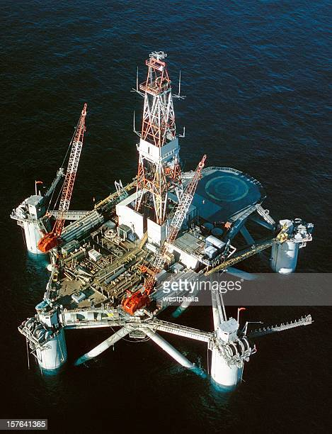 Deep Sea Drilling Rig