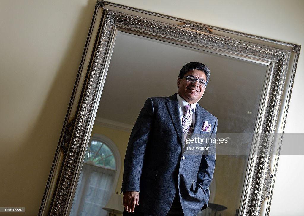 Deepak Paradkar, the lawyer representing Dellen Millard, murder suspect in the Tim Bosma case, poses for a photoTuesday MAY 28 in his Toronto home. Paradkar is nicknamed 'Napoleon' by friends and colleagues, a devout Christian who prayed for Bosma when he first heard of the disappearance on the news, only to be retained to represent his suspected killer days later.