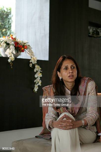 Deepika Jindal Chairperson of Jindal Stainless' lifestyle division Art d'Noux