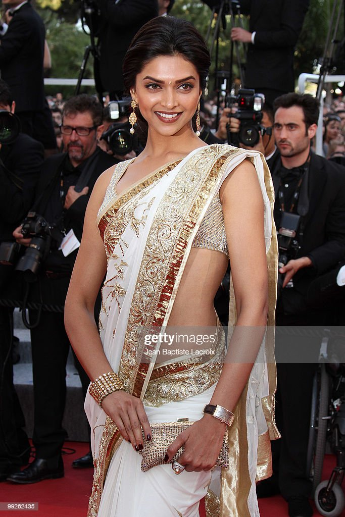 <a gi-track='captionPersonalityLinkClicked' href=/galleries/search?phrase=Deepika+Padukone&family=editorial&specificpeople=869186 ng-click='$event.stopPropagation()'>Deepika Padukone</a> attends the Premiere of 'On Tour' at the Palais des Festivals during the 63rd Annual International Cannes Film Festival on May 13, 2010 in Cannes, France.