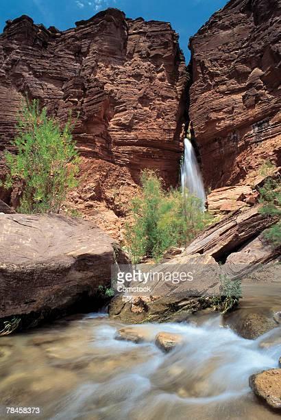 Deer Creek Falls , Grand Canyon National Park , Arizona