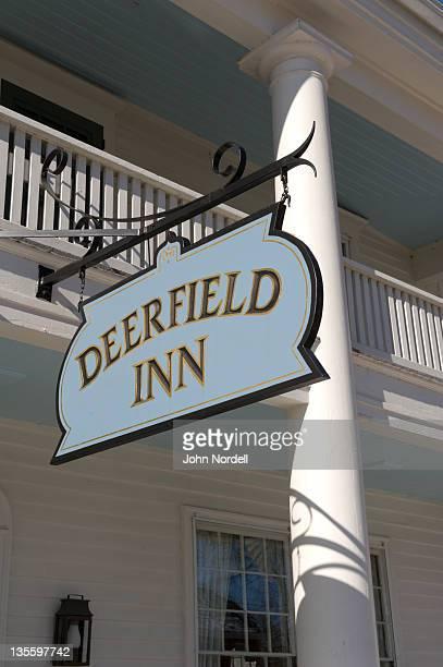 Deerfield Inn, Historic section of Deerfield, Massachusetts