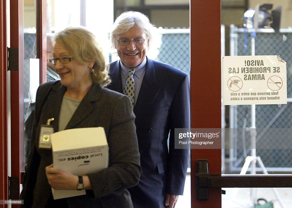 Michael Jackson Trial - Jury Selection - February 1, 2005