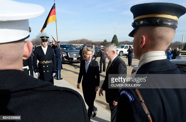 german defense minister thesis