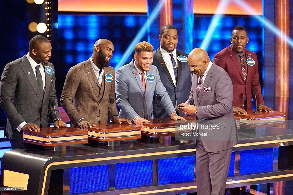 Watch Celebrity Family Feud Season 1 Episode 02 NFL AFC vs ...