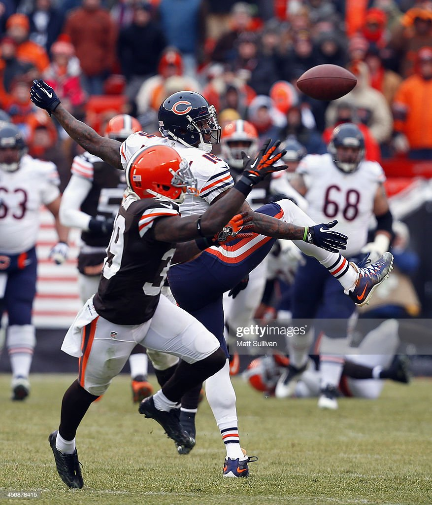 Chicago Bears v Cleveland Browns