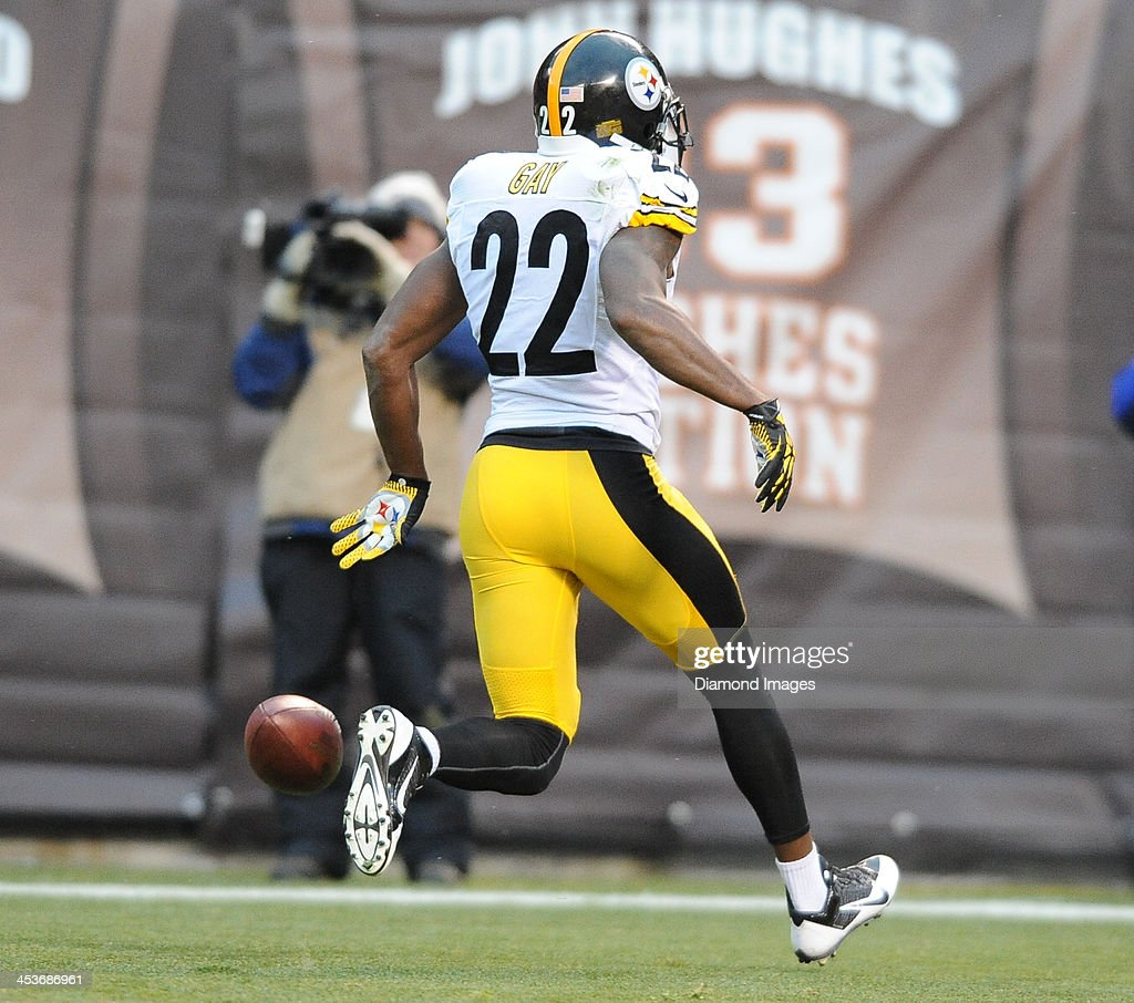 from Blake william gay pittsburgh steeler