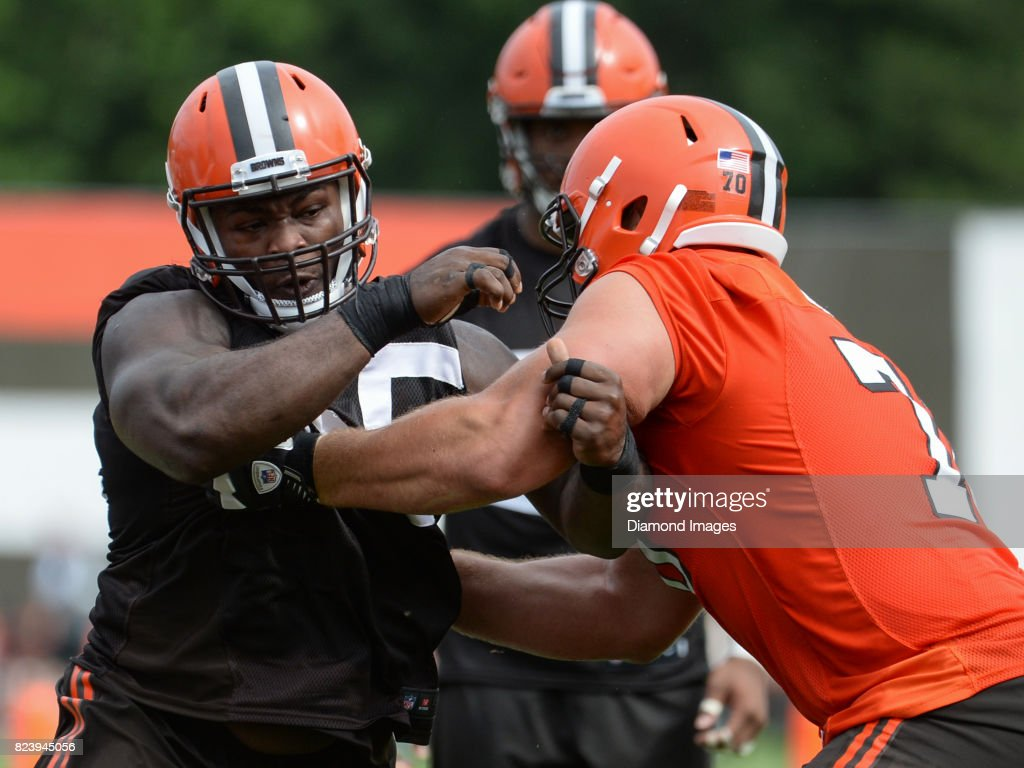 2017 Cleveland Browns Training Camp