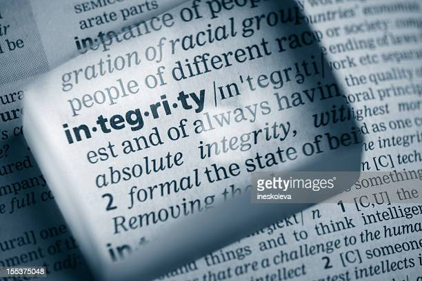 Definition 'integrity'