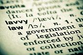 Definition: Law