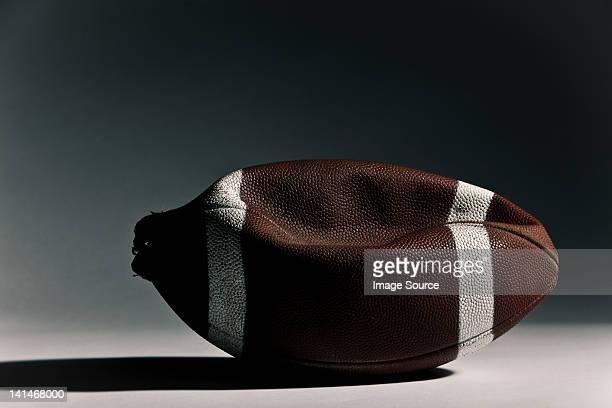 Deflated american football