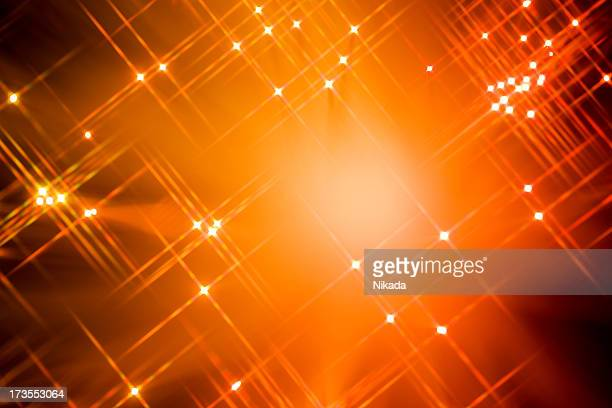 Defocused Star Light Background