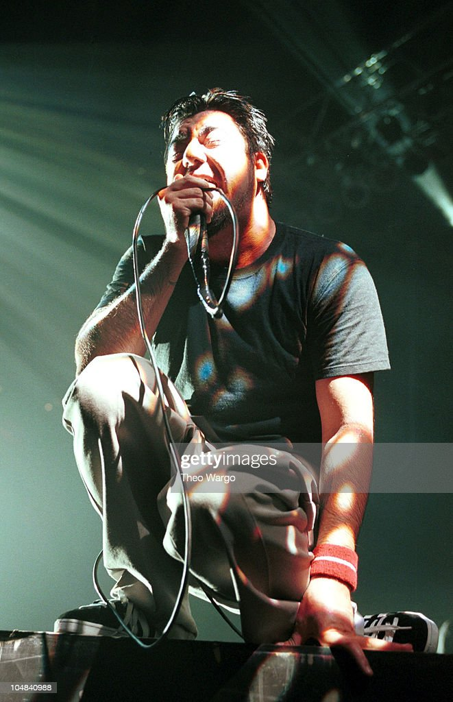 Deftones perform at Roseland in NYC