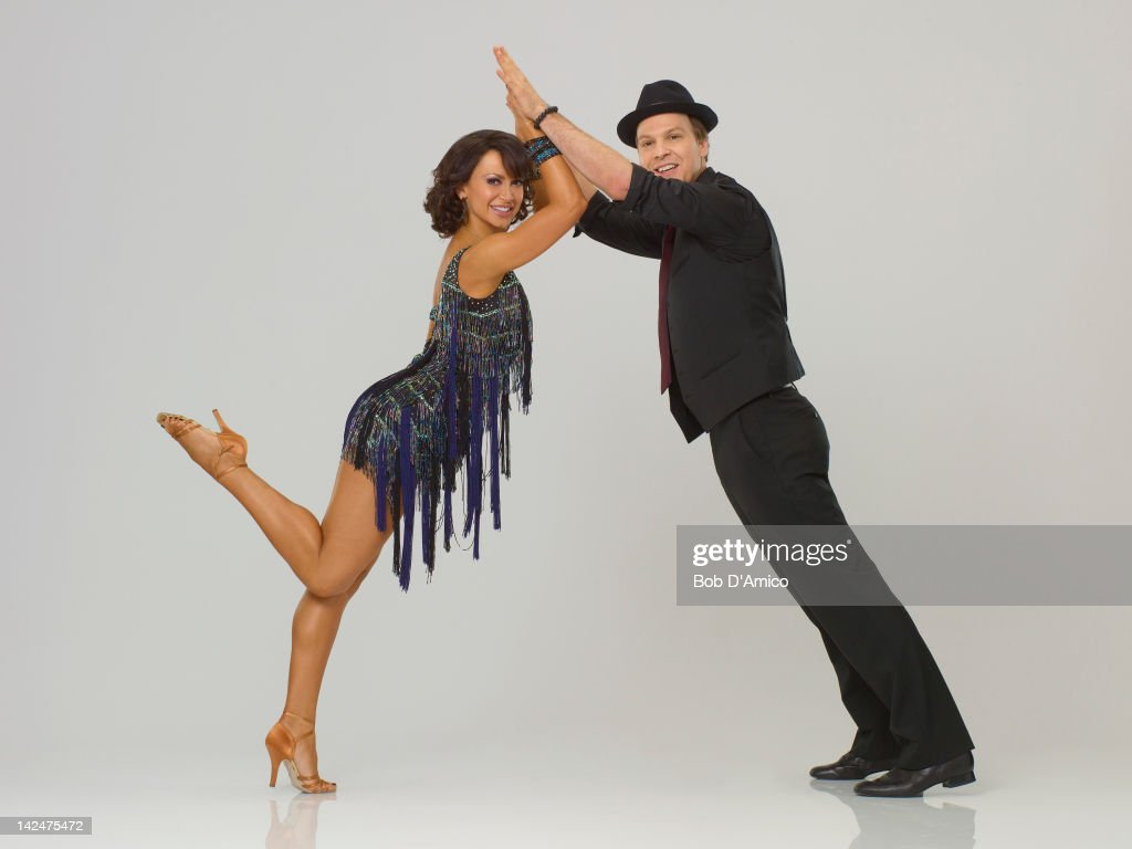 STARS - (EXCLUSIVE TO GETTY IMAGES UNTIL APRIL 19, 2012) GAVIN DeGRAW & KARINA SMIRNOFF - Chart-topping singer, songwriter and musician Gavin DeGraw partners with last season's champ, Karina Smirnoff, who returns for her 11th season. The two-hour season premiere of 'Dancing with the Stars' airs MONDAY, MARCH 19 (8:00-10:01 p.m., ET) on the ABC Television Network.
