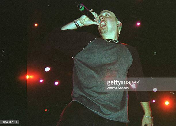 98 Degrees during Z100's Jingle Ball 1999 at Madison Square Garden in New York City New York United States