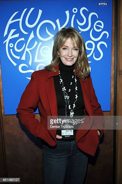 Deidre Hall at the Island Def House of Hype Hospitality Suite on January 16 2009 in Park City Utah