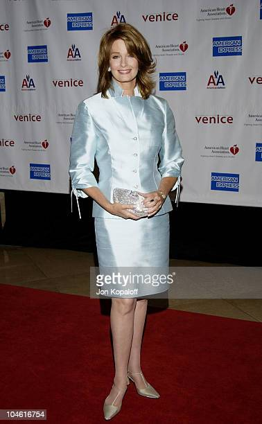 Deidre Hall during 1st Annual American Heart Awards 'Paint The Town Red' Gala to Benefit The American Heart Association at Beverly Hilton Hotel in...