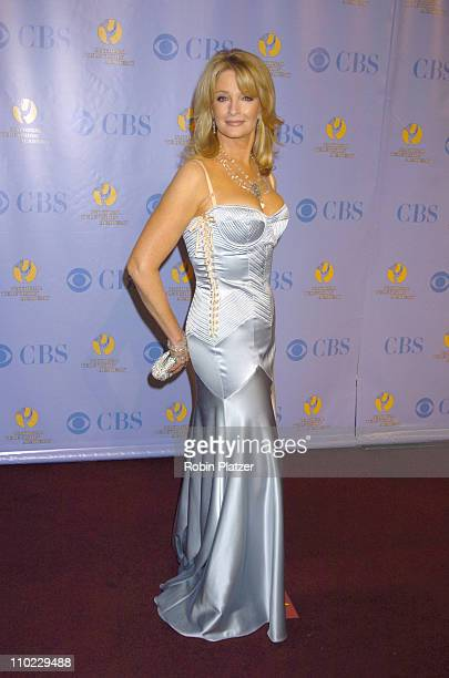 Deidre Hall during 32nd Annual Daytime Emmy Awards Media Press Room at Radio City Music Hall in New York New York United States