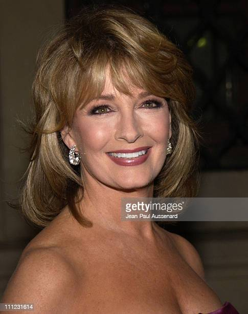 Deidre Hall during The 29th Annual People's Choice Awards Arrivals at Pasadena Civic Auditorium in Pasadena California United States