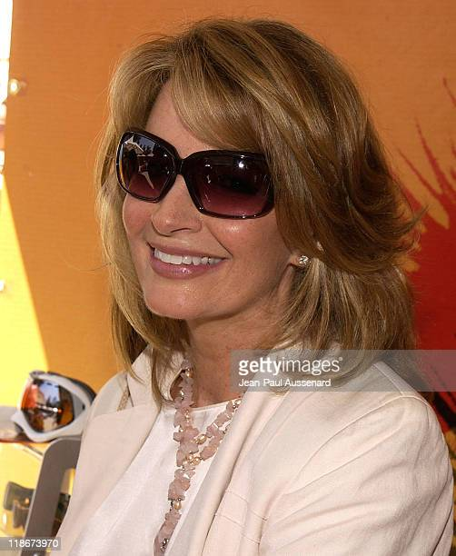 Deidre Hall trying on sunglasses at Spy during The Silver Spoon Beauty Buffet Sponsored By Allure Day One at Private Residence in Hollywood...