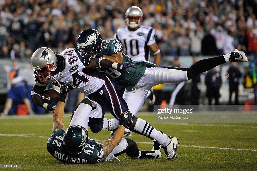 New England Patriots v Philadelphia Eagles
