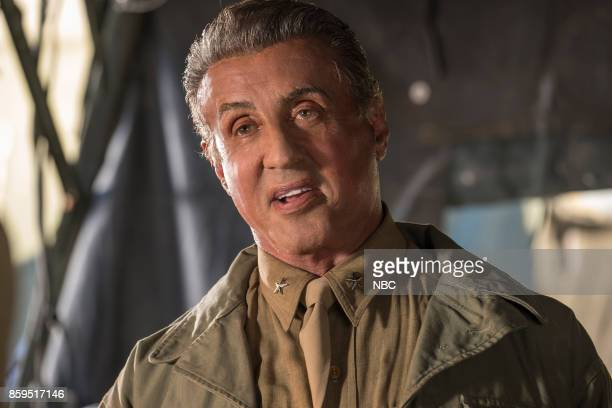 US 'Deja Vu' Episode 203 Pictured Sylvester Stallone as Himself
