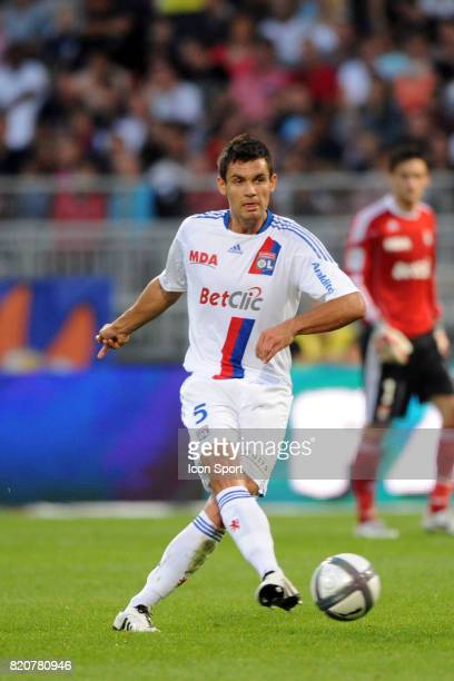 Dejan LOVREN Lyon / Valenciennes 5eme journee de Ligue 1